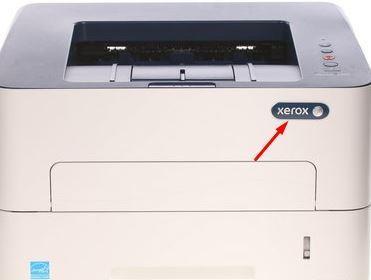 название принтера