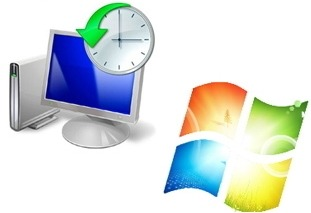 Откат системы windows