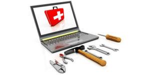 Восстановление настроек на ноутбуке
