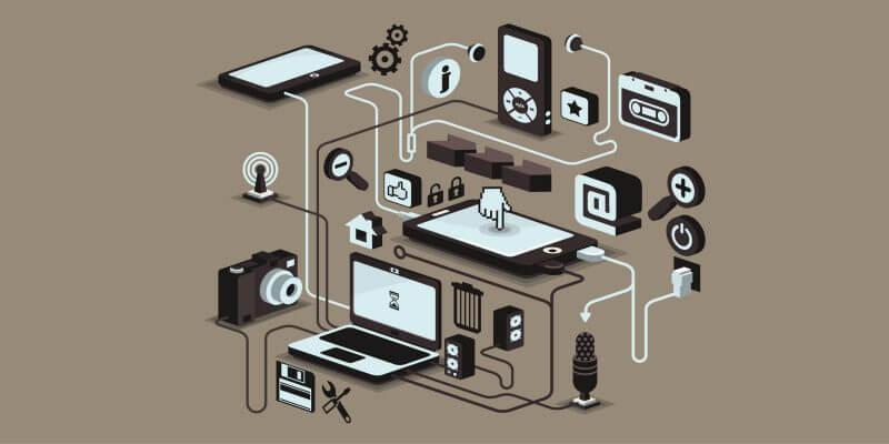Устройства ввода и вывода на компьютере