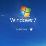 Установка и удаление системы windows 7