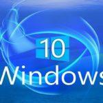 Настройка Windows 10