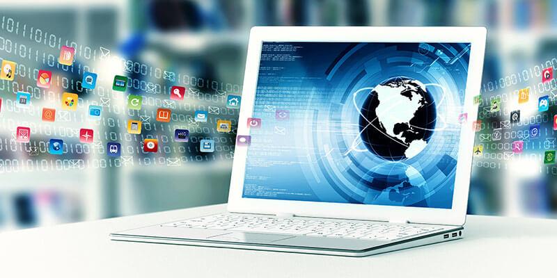 Интернет на ноутбуке