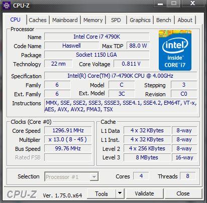 Как разогнать процессор Intel Core