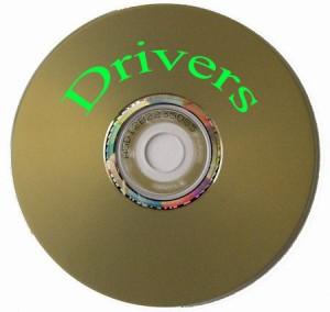 установка драйвера с диска