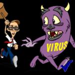 Удаление вирусов с компьютера