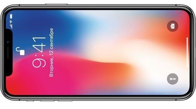 Экран iphone 10