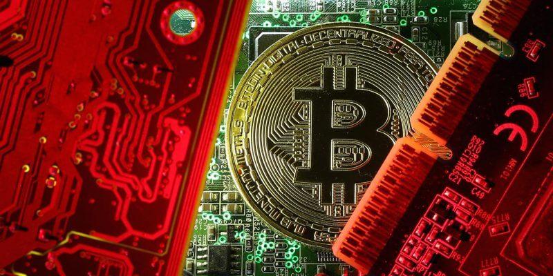 Вирус майнинга криптовалюты