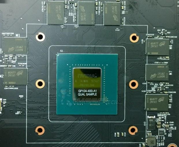 Обзор GeForce GTX 1080