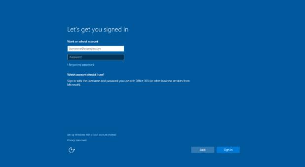 как активировать Windows 10 через корпоративную