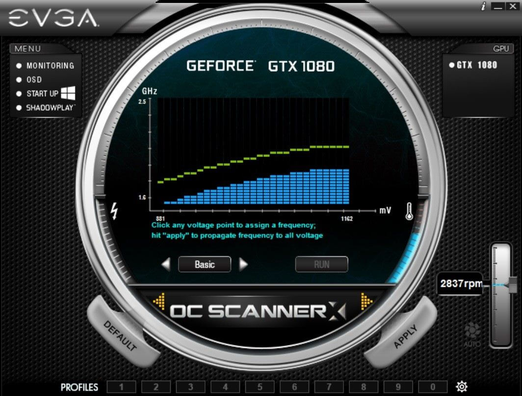 Тест GeForce GTX 1080
