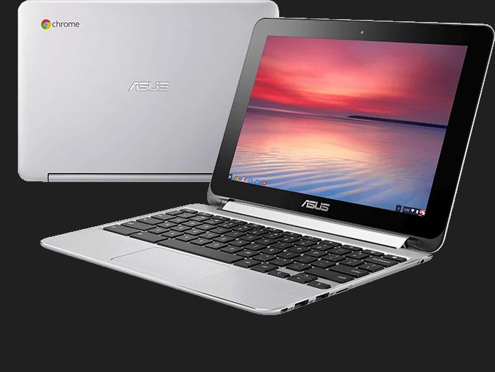 Преимущества Asus Chromebook Flip