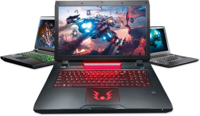 Обзор новых игровых ноутбуков