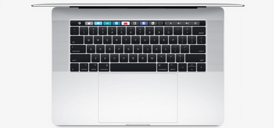MacBookPro эргономика
