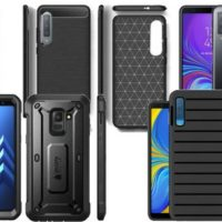 7 Лучших Чехлов для Samsung Galaxy A7 (2018)