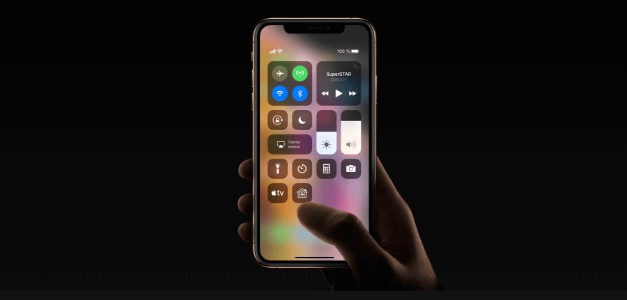 Дизайн айфона