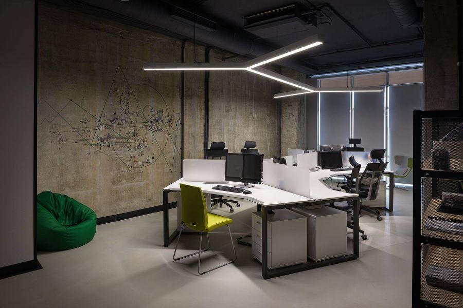 Распределение техники в офисе