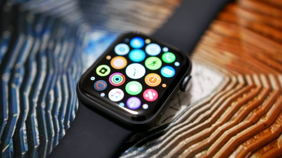 Умный режим подсветки Apple Watch 4