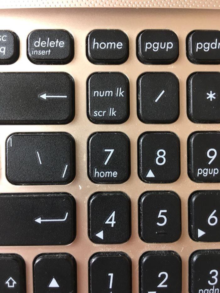 Не работают кнопки на ноутбуке