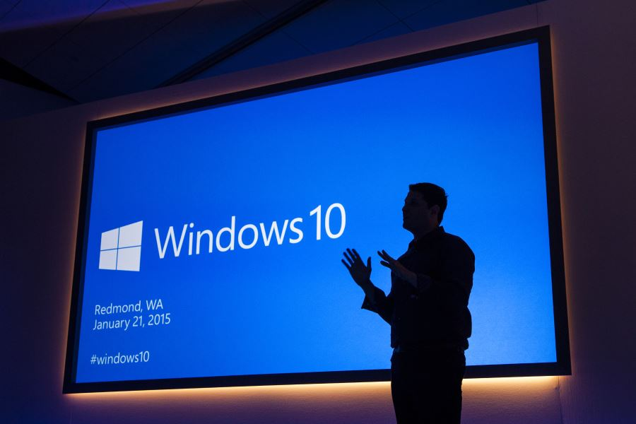 Режимы Windows 10