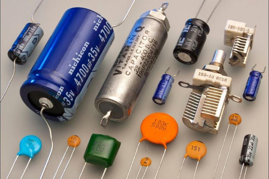 Виды устройств для накопления заряда