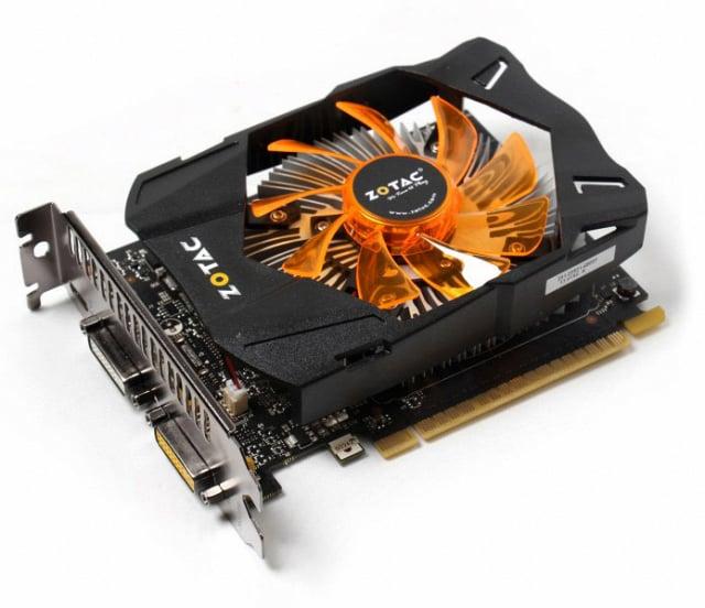 Видеокарты Nvidia Geforce GTX