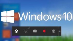 Как сделать запись экрана Windows 10