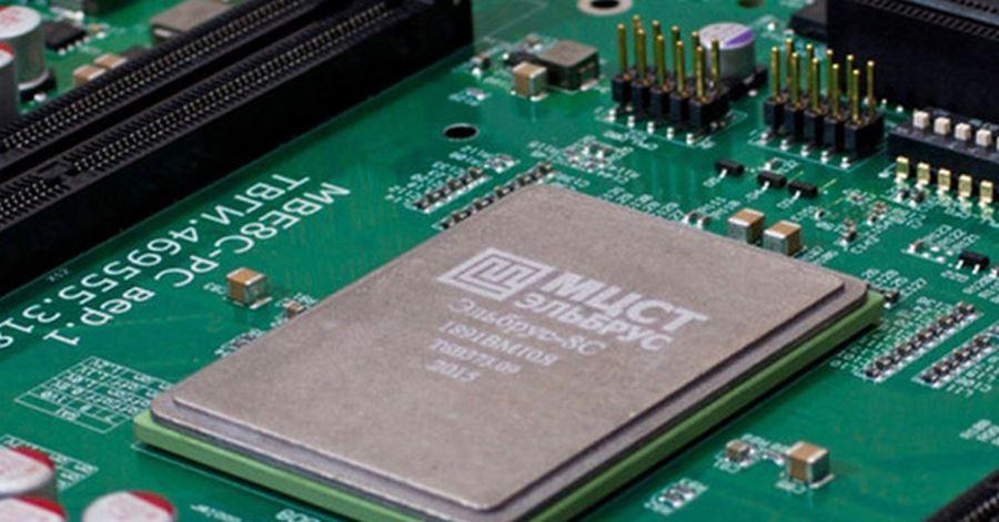 В РФ разработали 8-ядерный процессор Эльбрус - 8В