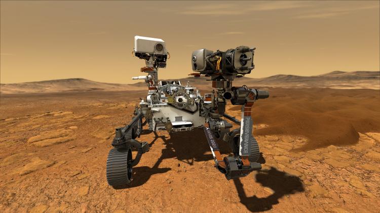 Марсоход NASA