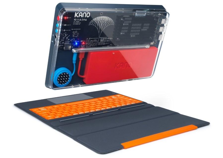 Kano создала новый сборный планшетный ПК для обучения детей