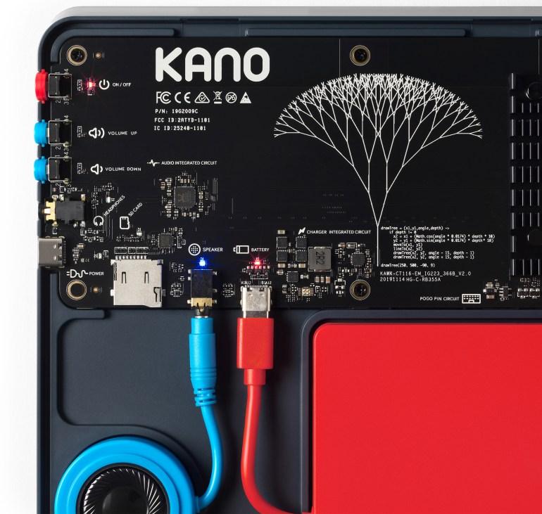 Компания Kano создала новый сборный планшетный ПК для обучения детей компьютерным премудростям. Это уже второе поколение устройства, с аналогичным форм-фактором и лояльной ценой.