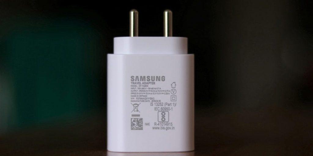 Samsung Galaxy без зарядного устройства
