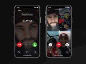 В Telegram для iOS появилась функция видеозвонков