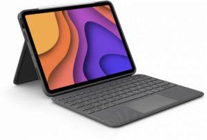 Logitech показали чехол-клавиатуру для нового iPad Air 4