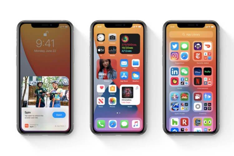 Презентация Apple iOS 14 и новые сервисы