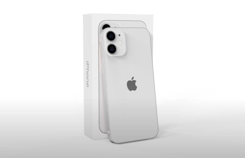 Apple выпустит iPhone 12 mini
