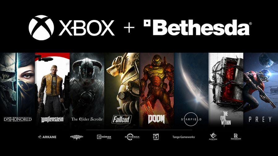 Microsoft приобрела ZeniMax Media. Bethesda под контролем Microsoft