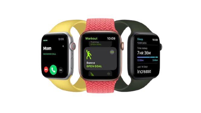 Презентация Apple Watch SE