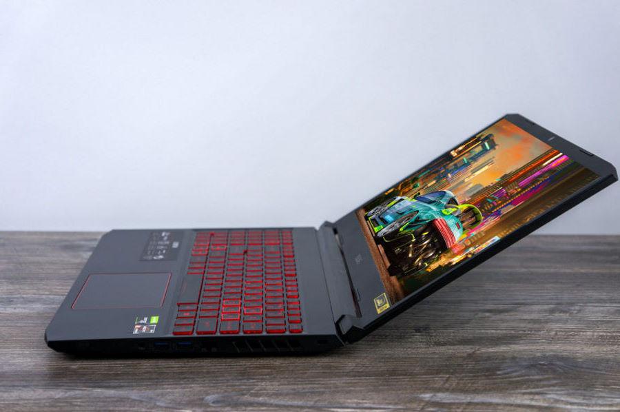 Рейтинг игровых ноутбуков 2021 года: Acer Nitro 5 AN517-52