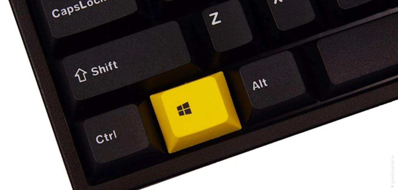 Сочетания клавиш Windows 10
